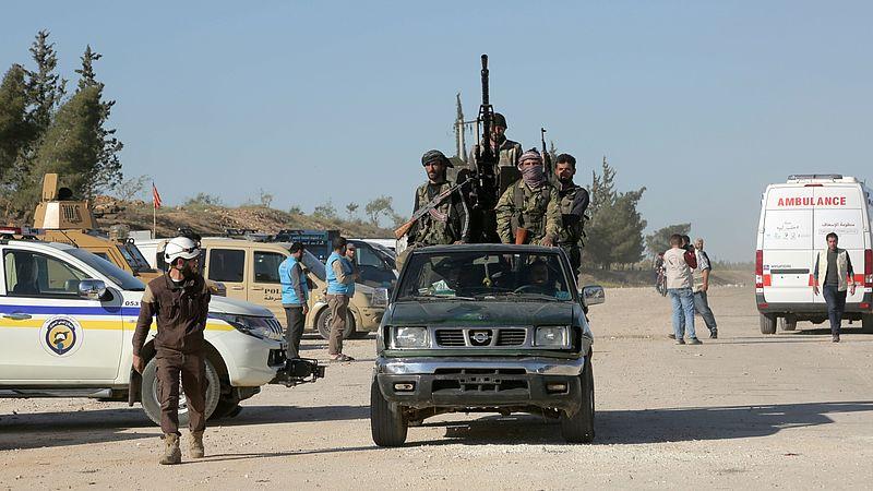 Nederland omzeilde regels voor wapenexport naar Syrië