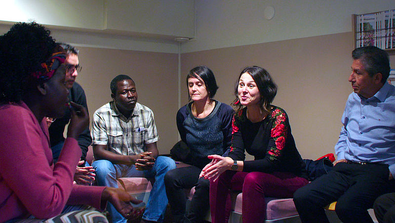 Bedreigde mensenrechtenactivisten mogen 3 maanden op 'time-out' in Nederland