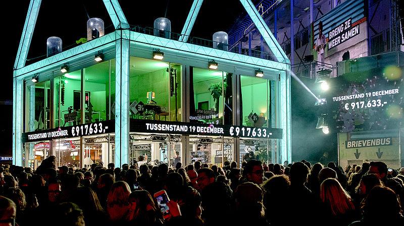 Radiostations vernieuwen: Glazen Huis stopt, Top 40 verhuist