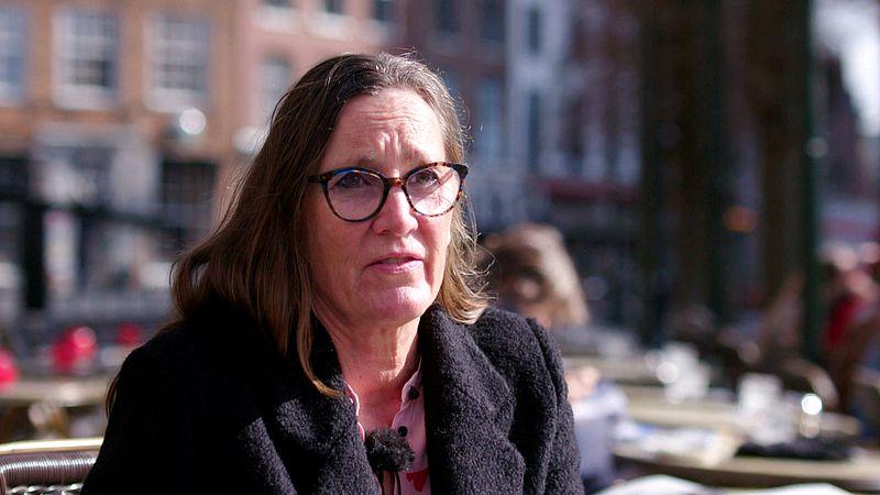 Dankzij mediation kan de mishandelde Anja weer verder met haar leven