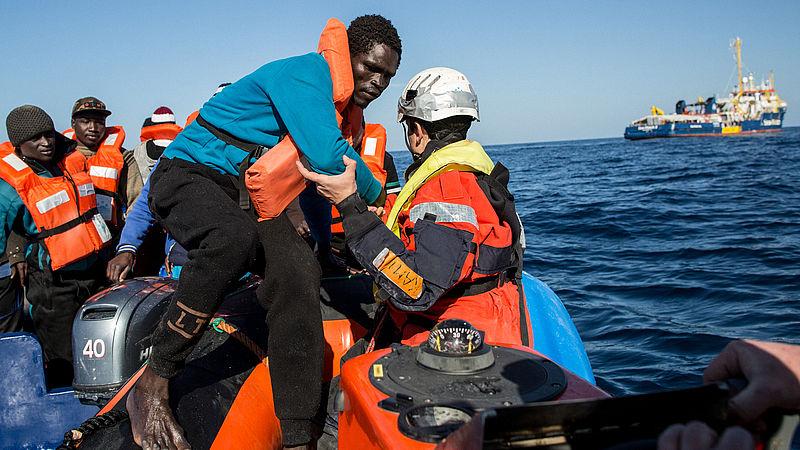 Situatie vluchtelingenschip Sea-Watch 3 vraagt om een Europese oplossing