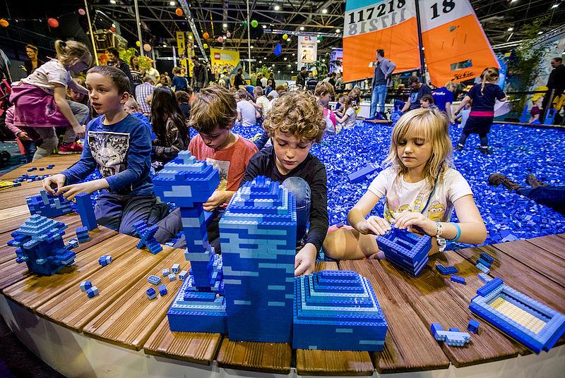 Speelgoed bereidt kinderen voor op de echte wereld