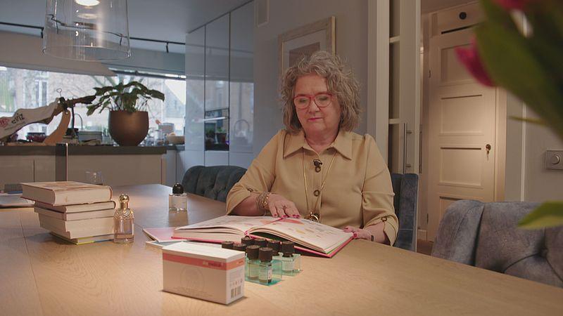 Kirsten Jaarsma van reuksmaakstoornis.nl