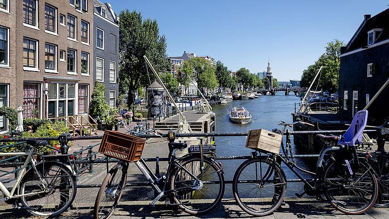 Amsterdam: de minst gemiddelde gemeente van Nederland