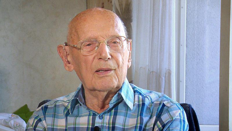 100 jaar, en dan? Theo vond zijn leven zinloos, tot hij meedeed aan alzheimer-onderzoek