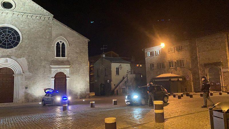 Politie Italië
