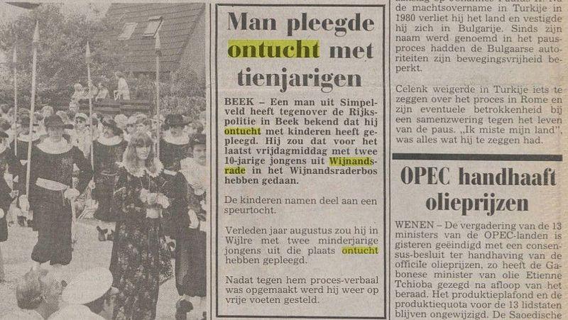 Artikel De Limburger