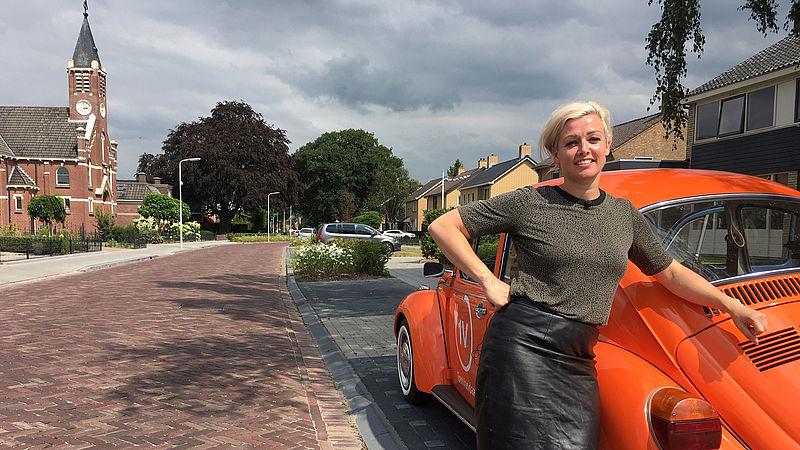 Blokkeerfriezin Jenny Douwes is 'geen activiste', maar sluit politieke carrière niet uit