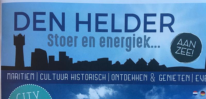 Een week in Den Helder: 'Mensen met opties gaan hier weg'