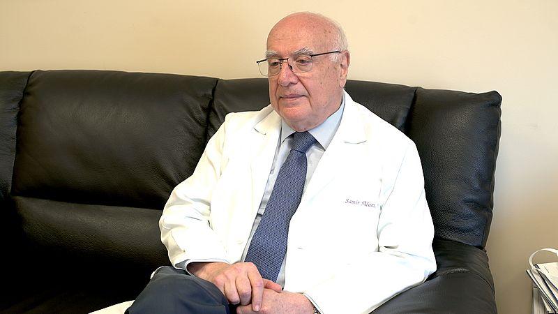 Cardioloog Samir Alam
