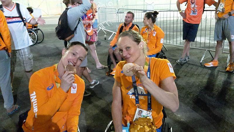 Roos op de Olympische Spelen