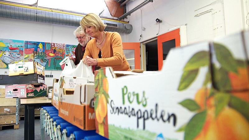 Voedselbanken onder druk door coronacrisis, maar Nederland staat klaar om te helpen