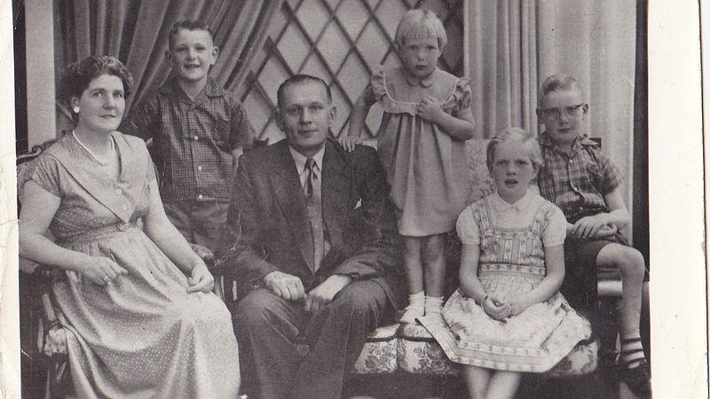 Familie Salewicz in Oosterhout