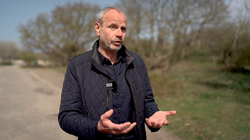 Hoogleraar Milieu en Duurzaamheid Jan Willem Erisman