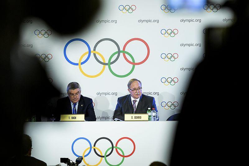 Joegoslavië ging, net als Rusland, niet naar de Spelen