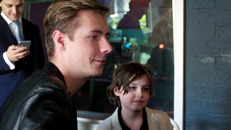 Laurent en Erik