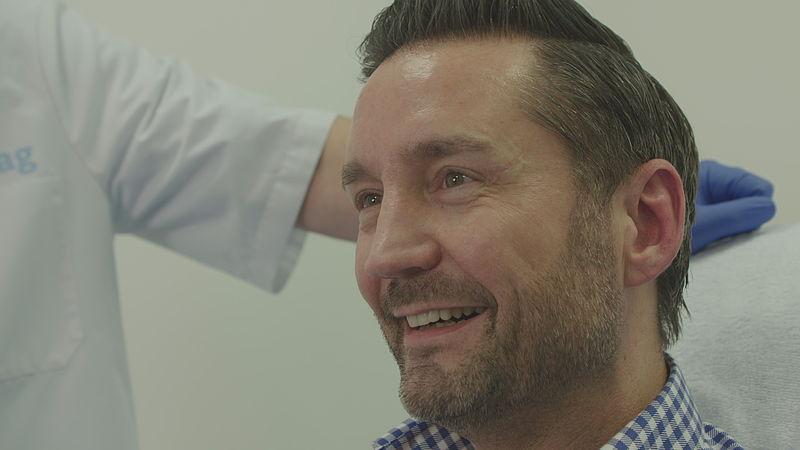 Bas gebruikt al tien jaar botox
