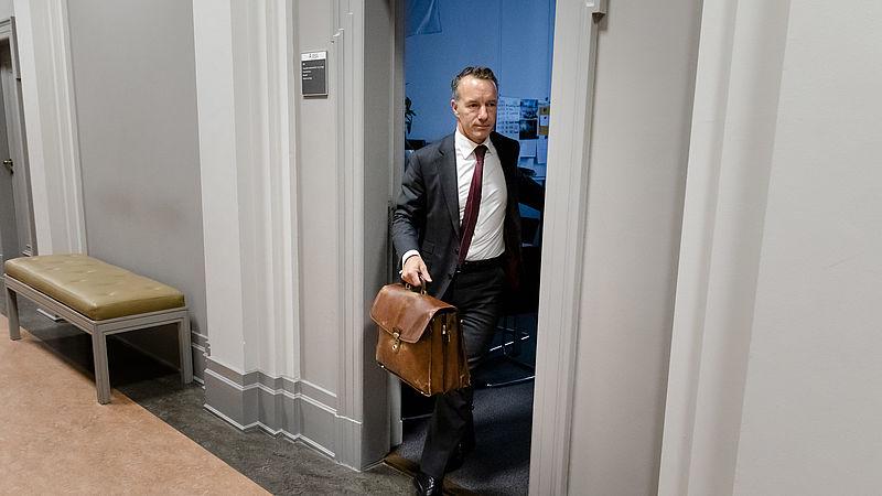 Geloosd VVD-Kamerlid Wybren van Haga: 'Ik buig niet voor chantage'