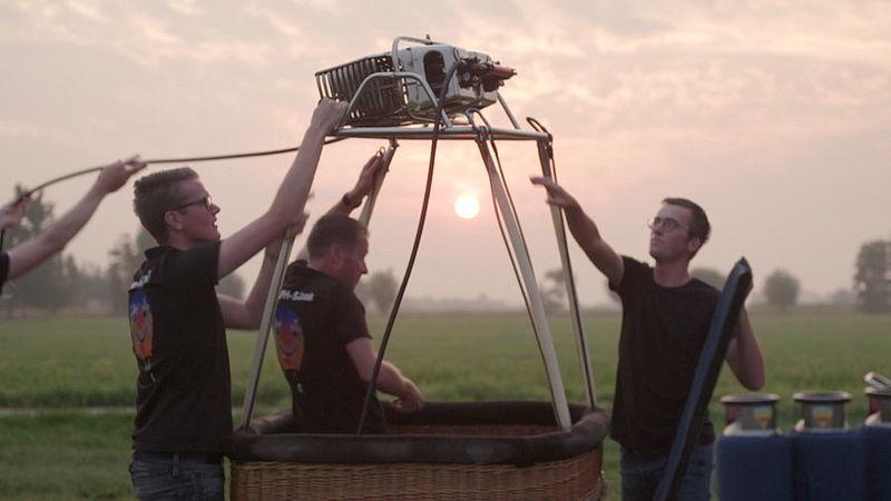 Zo'n 300 ballonvaarders in Nederland zijn ten einde raad