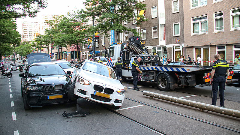 'Steeds vaker ongelukken door lachgas achter het stuur'