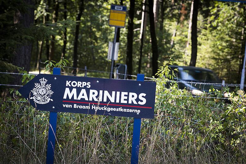 Geschillencommissie wil dat Defensie verhuizing marinierskazerne herziet