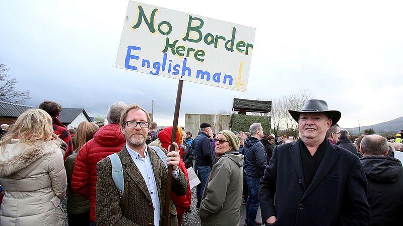 Na brexit krijgt Ierland in één klap meer grensposten dan de rest van de EU