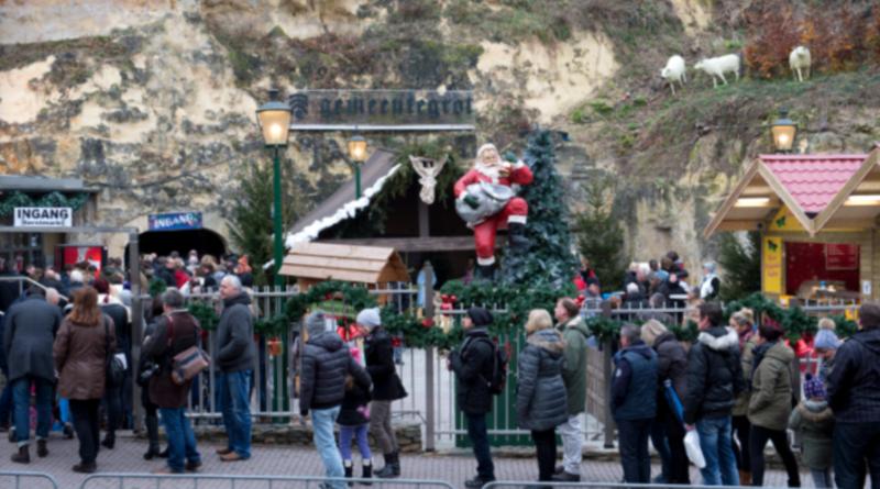'Nog geen onderzoek gedaan naar onveilige situatie grotten Valkenburg'