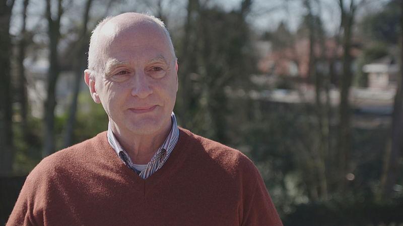 Tom Hillemans van de Vereniging van Nederlandse Voedselbanken
