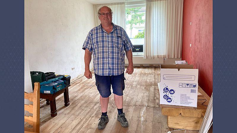 Frank Hoffman uit Valkenburg