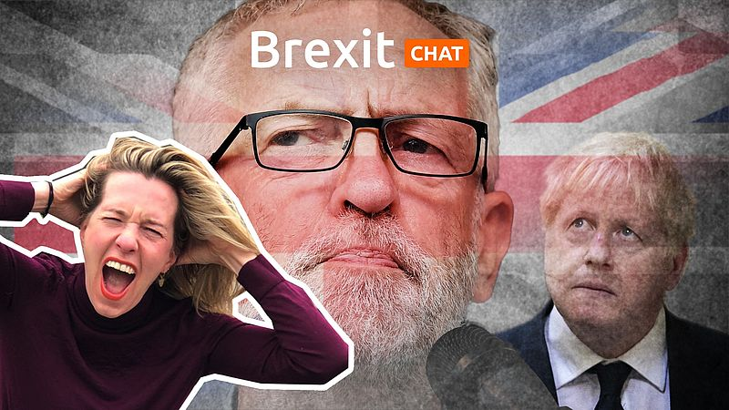 Lukt het Jeremy Corbyn om premier Johnson te wippen? – brexitchat met Martijn