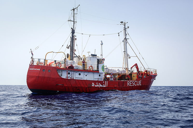Italië wil onderzoek naar herkomst 'Nederlands' migrantenschip