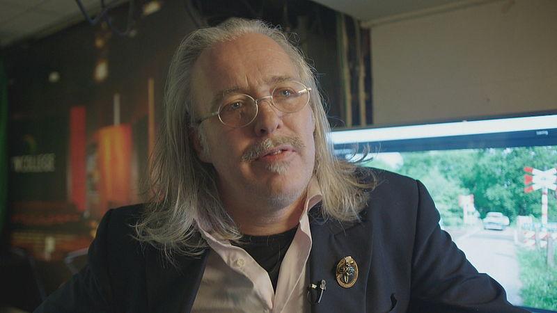 Andries Kooijman verfilmde De Poenschepper