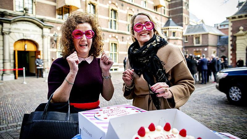 Minister Van Engelshoven zet bedrijven te kijk met weinig vrouwen in de top