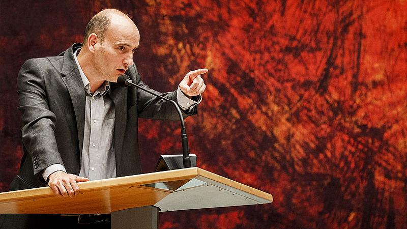 SP-Kamerlid Van Dijk: staatssecretaris moet zorgen dat Daniël zo snel mogelijk vrijkomt