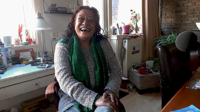 Sien vangt een jaar lang een dakloze op in haar eigen huis: 'Ik wil iemand een kans bieden'