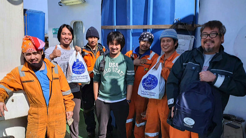 Duizenden zeelieden vast op Nederlandse schepen door coronacrisis: 'Het is een vergeten groep'