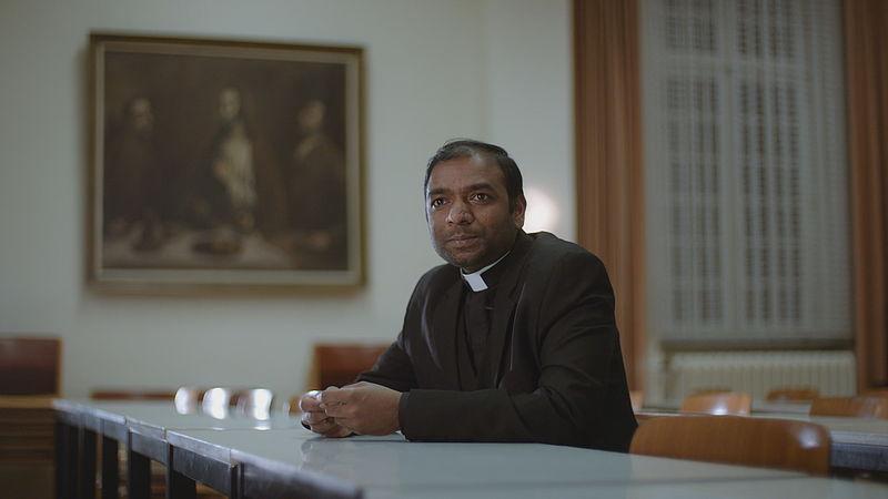 Marthoma Alexander uit India is nu priester in Venray