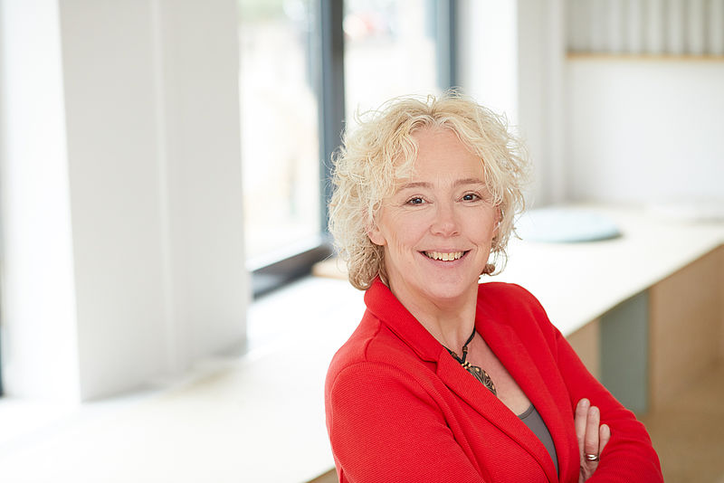 Karin Radstaak: 'Wees financieel autonoom'