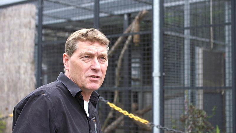 David van Gennip, directeur Stichting AAP