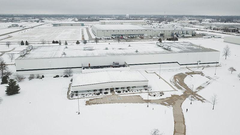 De Siemens-fabriek waar Robert 31 jaar lang werkte