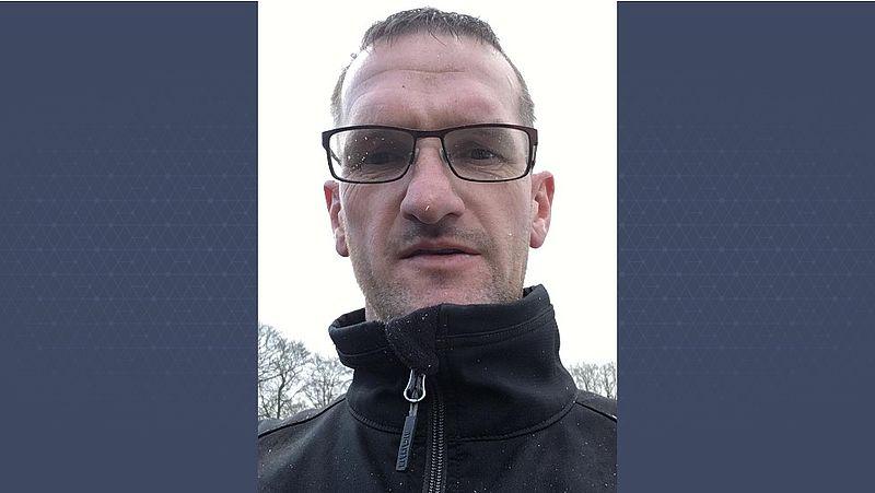 Rinaldo Jonkman (38) uit Alteveer