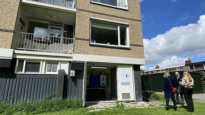 Appartementencomplex Rozenburg