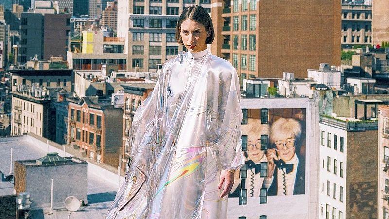 5284259405f In de toekomst dragen we allemaal digitale kleding en Amber gaat die  ontwerpen