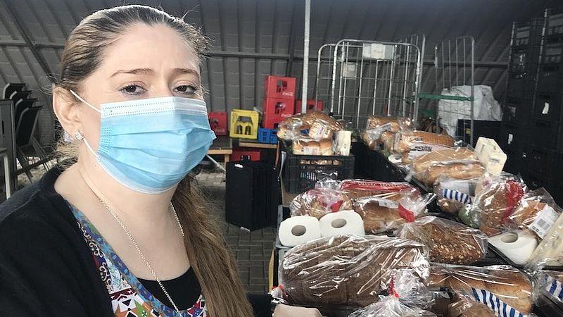 Coördinator Balwant-Gir ziet door corona een heel nieuwe doelgroep ontstaan bij de voedselbank: 'Zzp-ers komen in grote getale'