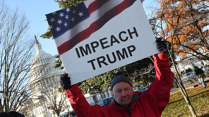 Wat je moet weten over Trumps impeachment