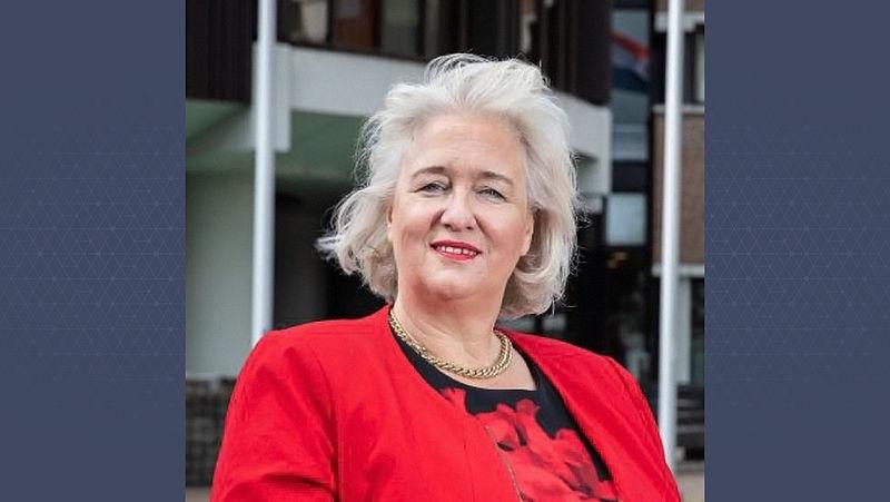 Burgemeester Marianne Schuurmans van Haarlemmermeer