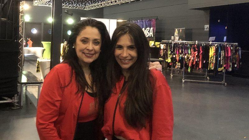 initiatiefnemers Zumba voor Venezuela