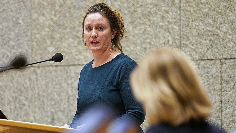 GroenLinks-Kamerlid Kröger wil andere PFAS-aanpak: 'We lossen het ene probleem op en creëren het ander'