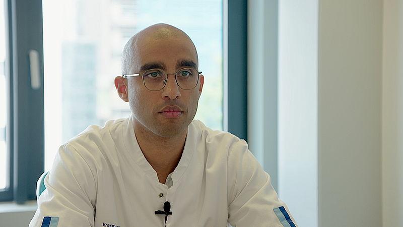 Arts en onderzoeker Michel van Genderen