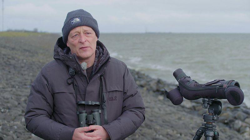 Ecoloog Jan van der Winden